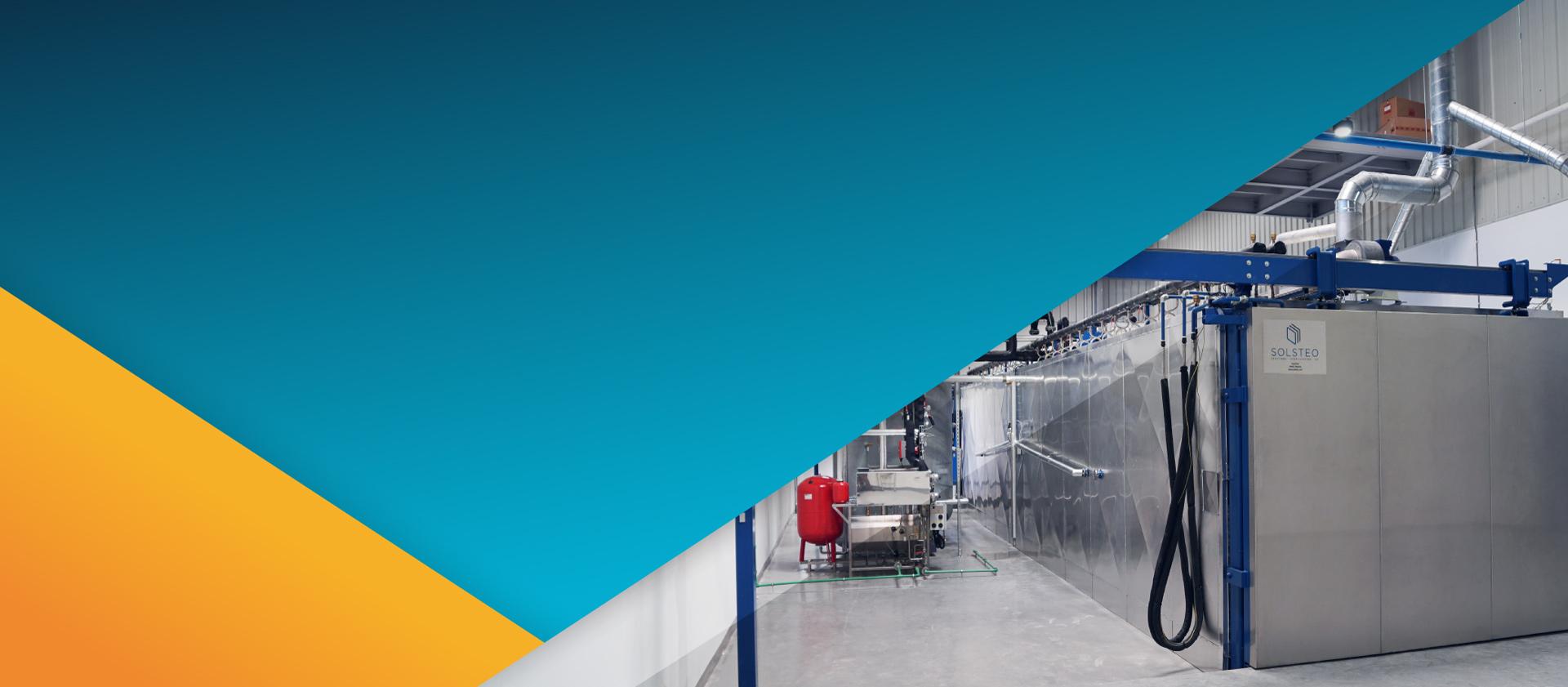 Stérilisateurs industriels à oxyde d'éthylène (OE) pour les dispositifs médicaux – SOLSTEO